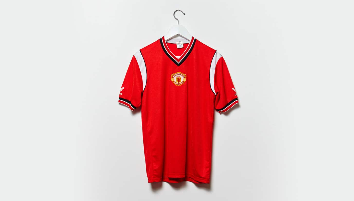 เสื้อแมนฯ ยูฯ ปี 1984-1986