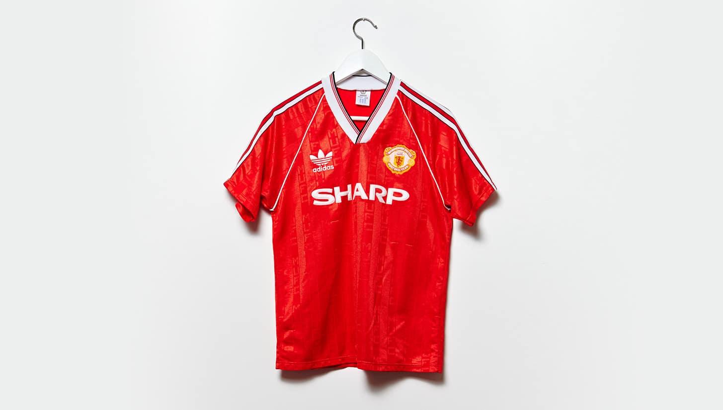 เสื้อแมนฯ ยูฯ ปี 1988 - 1990