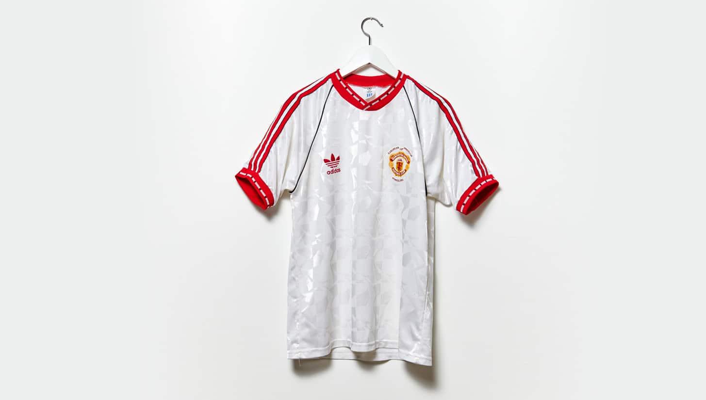 เสื้อแมนฯ ยูฯ ปี 1991 – 1992