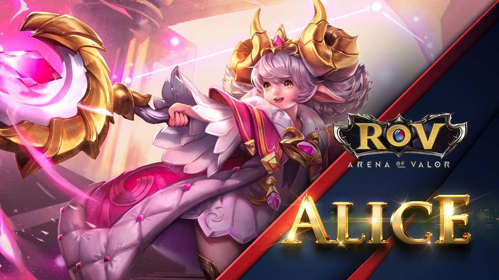Alice rov
